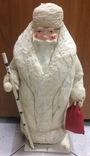 Дед Мороз,Папье-маше,вата, h-50 см