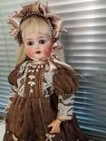 Старинная кукла Германия Schoenau & Hoffmeister 1909г.
