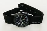 Часы мужские Smith and Wesson с люминесцентными стрелками