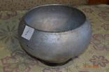 Чугун алюминиевый СССР 10 л.клейма,почти новый,вес 2 кг.125 гр.лот 1.