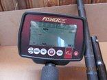 Fisher f44 на гарантии.