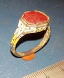 Перстень эмали
