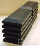 10 шт Подставка для моделей авто масштабом 1:43 Цвет Черный. Материал дерево, фото №10