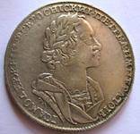 Рубль 1724 года ОК (Биткин - R)