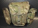 Противогазная сумка армии Великобритании Field Pack MTP