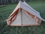 2-х местная палатка армии Франции Desert