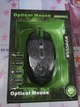 USB игровая мышь мышка Optical Mouse X2