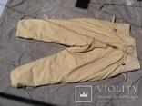 Ватные штаны 1987года СССР, фото №5