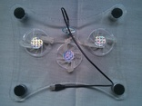 Подставка охлаждающая Laptor cooler LSY-639