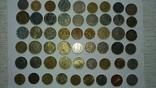 Лот Монет Мира - 304 шт.