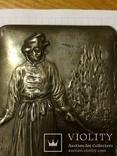 Портсигар серебро 84 Иван Царевич, фото №9