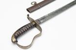 Парадная сабля офицера пехоты обр. 1885 г., Бавария