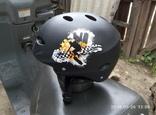 Легкий, вентилируемый шлем.