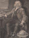 Капитан Корэм гравюра 1880-1890-е