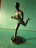 Спортсмен-бегун