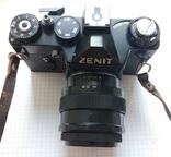 "Фотоапарат ""Зенит-11"" з об'єктивом Jupiter-9"