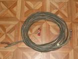 Сварочный кабель СССР жила 8- метров