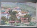 Крымский пейзаж, х-к Басов, фото №11