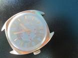 Часы Ракета 24 часа САЭ , Советская Антарктическая Экспедиция позолота photo 8