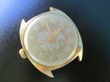 Часы Ракета 24 часа САЭ , Советская Антарктическая Экспедиция позолота photo 9