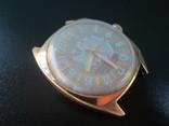 Часы Ракета 24 часа САЭ , Советская Антарктическая Экспедиция позолота photo 11