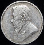 ЮАР шиллинг 1895 серебро photo 2
