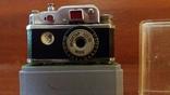 Зажигалка фотоаппарат в упаковке