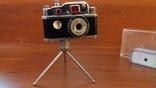 Зажигалка фотоаппарат в упаковке photo 4