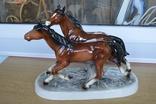 """Статуэтка """"Бегущие лошади"""" photo 7"""