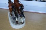 """Статуэтка """"Бегущие лошади"""" photo 8"""