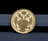 Дукат 1856р Австрія