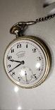 Служебные часы 'Гострест Точмех по заказу НКПС' 1930года № 84881 photo 2
