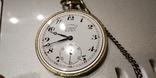 Служебные часы 'Гострест Точмех по заказу НКПС' 1930года № 84881 photo 3