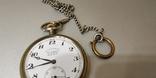 Служебные часы 'Гострест Точмех по заказу НКПС' 1930года № 84881 photo 5