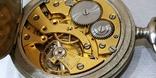 Служебные часы 'Гострест Точмех по заказу НКПС' 1930года № 84881 photo 11