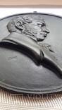 Барельеф - А.С. Пушкин. photo 5