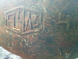 Два казанка-чугунка ( интерьерные)., фото №4