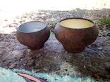Два казанка-чугунка ( интерьерные)., фото №8