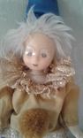 Фарфоровый кукла-клоун 60-70 г.г.  Германия., фото №3