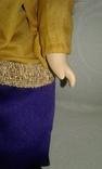 Фарфоровый кукла-клоун 60-70 г.г.  Германия., фото №4