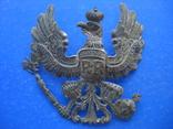 Орел з пікельгельму пруської лінійної піхоти 19-20ст. photo 1