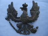 Орел з пікельгельму пруської лінійної піхоти 19-20ст. photo 3