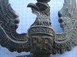 Орел з пікельгельму пруської лінійної піхоти 19-20ст. photo 4