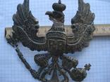 Орел з пікельгельму пруської лінійної піхоти 19-20ст. photo 9