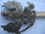 Орел з пікельгельму пруської лінійної піхоти 19-20ст. photo 10