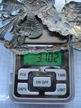 Орел з пікельгельму пруської лінійної піхоти 19-20ст. photo 11