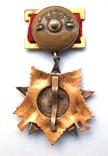 Орден Отечественной войны 1 ст. № 2731, на документе photo 3