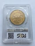 20 Доларов США — 1896г. photo 6
