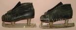 Коньки с ботинками, для антуража, фото №2