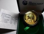 Монета Австралийский Кенгуру 100 долларов 1oz photo 1
